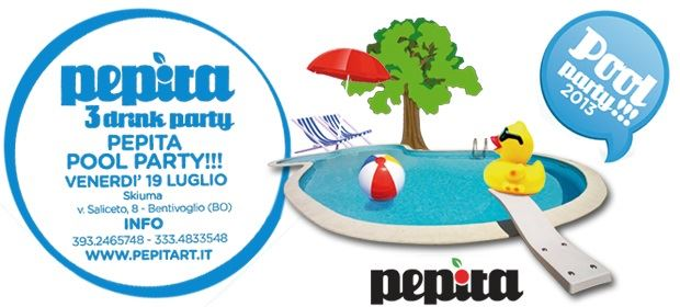 Immagine per Pepita Pool Party 3Drink 2013