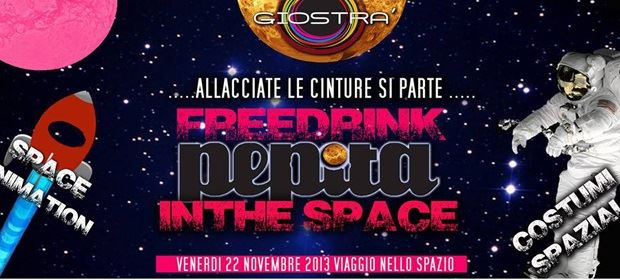 Immagine per Pepita in the Space Party