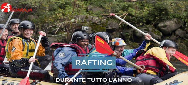Immagine per Rafting, Canyoning, Kayak e Avventura in Toscana